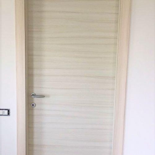 Porta per interni legno chiaro