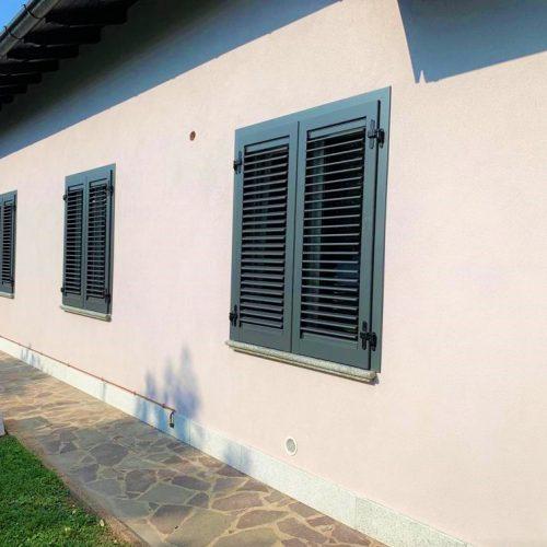 Oscuranti finestre Varese